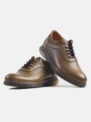 Tamay Men Shoe T119-252014 Coffee