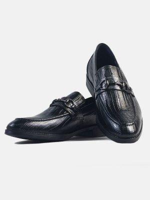 Men Shoes Black T119-23601