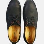 Derby Shoes T119-22501 Black