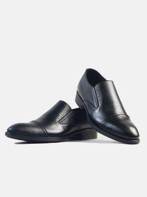 Slip On Shoes T119-24301 Black